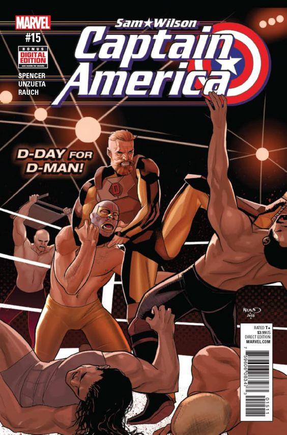 Captain America: Sam Wilson #15