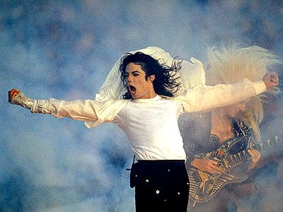 Michael Jackson, what an amazing picture.