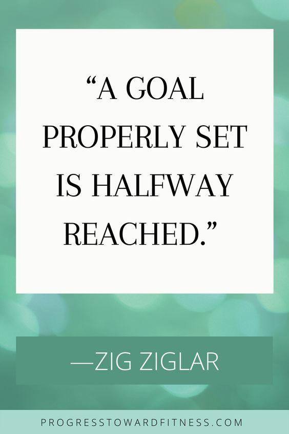 24++ Zig ziglar goal setting worksheet Information