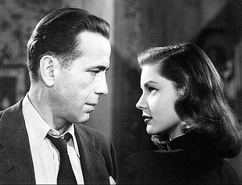 The Big Sleep (1946 film)...you can see the steam....!