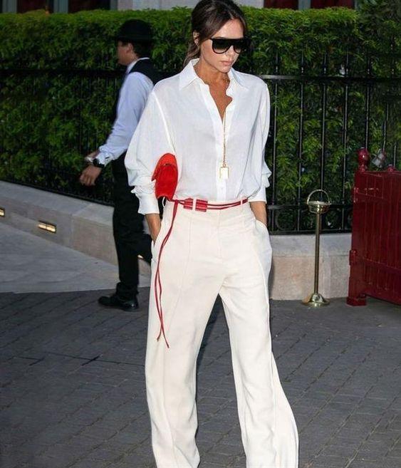 Как носить белый в 40 лет: семь крутых идей