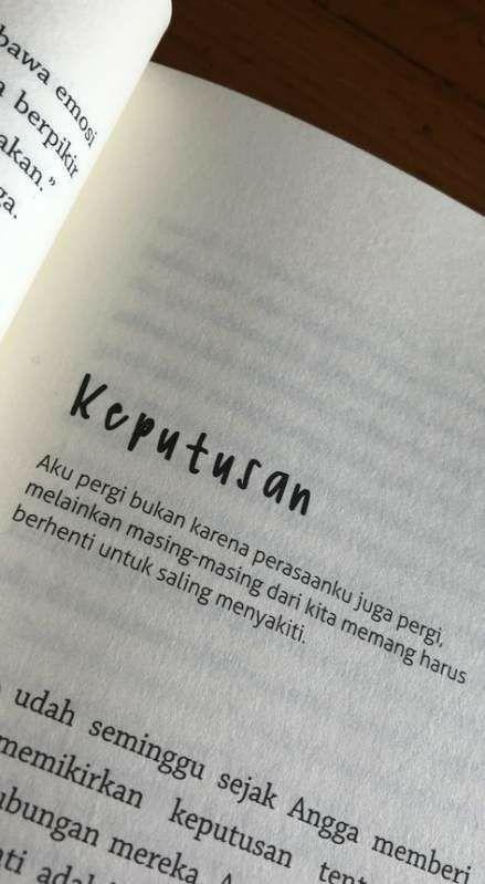 Kutipan Novel Remaja : kutipan, novel, remaja, Sweet, Lies✓✓, Kutipan, Indonesia,, Kata-kata, Kutipan,