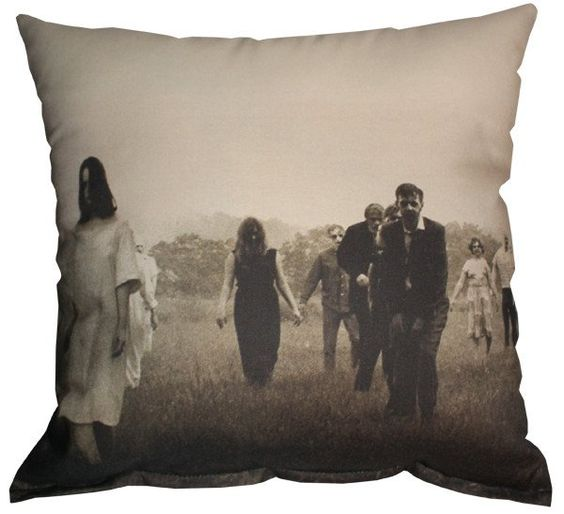 Night of the Living Dead (Horde) Pillow