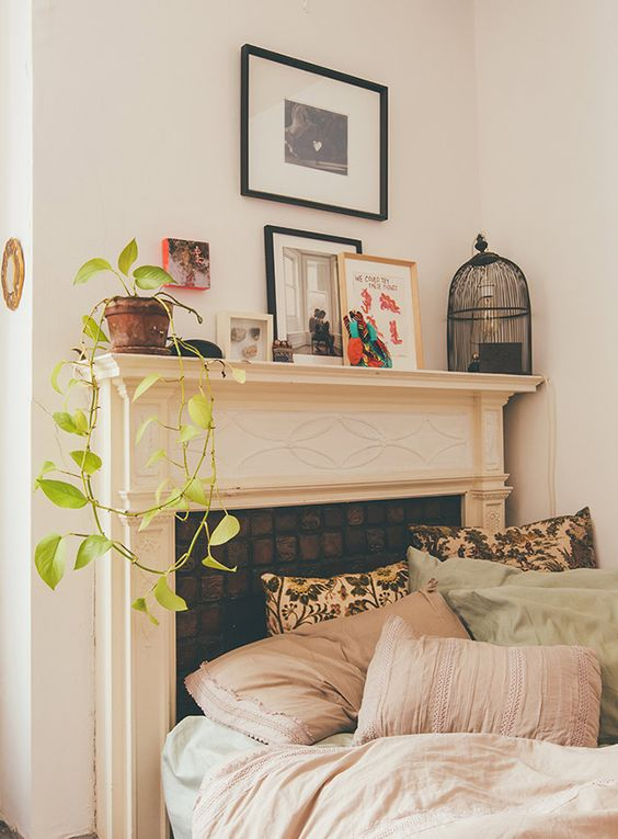 This Painter's Baltimore Home Embodies Vintage Ease  Design*Sponge ...