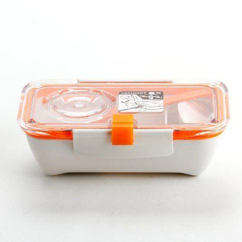Bento Box Lunchbox System by Black & Blum, color = Orange Black+Blum http://www.amazon.com/dp/B004E1859O/ref=cm_sw_r_pi_dp_2G3qwb1382KWG