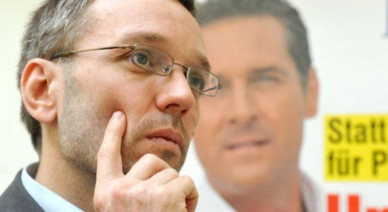 """Straches Mastermind soll Steuergeld für FP kassiert haben Laut """"Falter"""" soll Herbert Kickl in der Ära Haider Landesgeld in die Parteikasse umgeleitet haben."""