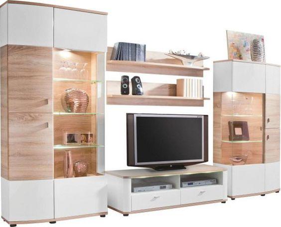 xora m bel wohnwand gartenm bel 2017. Black Bedroom Furniture Sets. Home Design Ideas