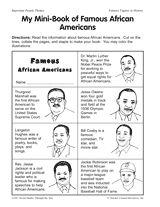 Black history month reading comprehension worksheets 4th grade black history month reading comprehension worksheets 4th grade ibookread Download