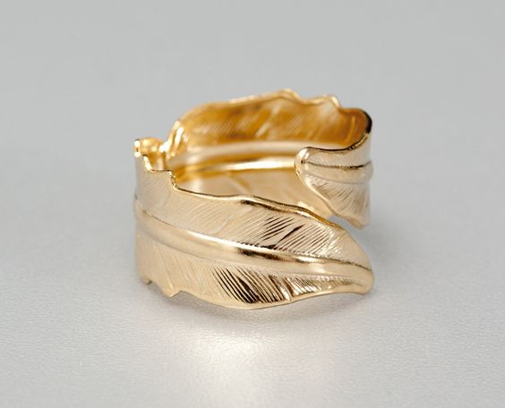 Bague The Spirit Gold Sowat en vente chez LException