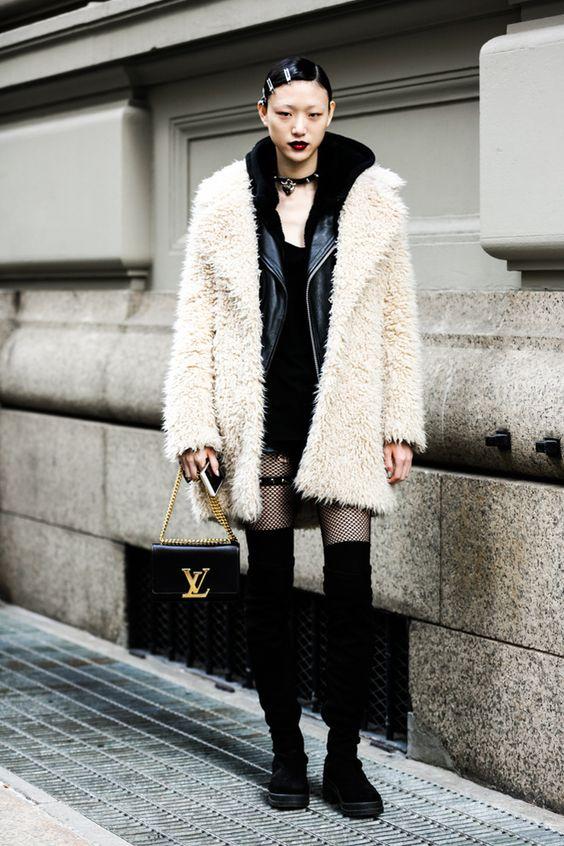 fwah2016 Street looks a la Fashion Week automne-hiver 2016-2017 de New York 15