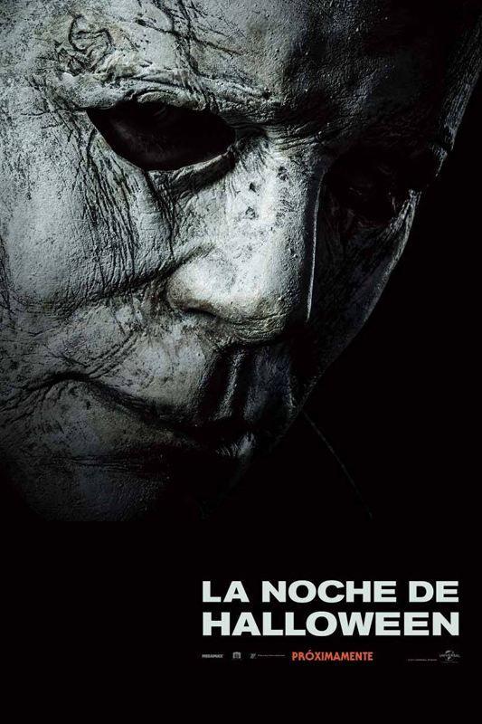 Ver La Noche De Halloween Pelicula Completa Online Descargar La Noche De Halloween Pelicula Completa New Halloween Movie Halloween Movie Poster Halloween Film