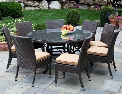 Things You Never Knew About Round Patio Dining Sets For 6 Round