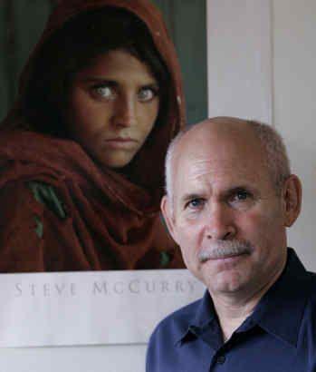 Philly-raised photojournalist Steve McCurry to shoot 2013 Pirelli Calendar: