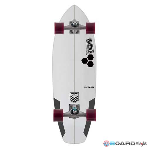 Carver Skateboard Ci New Flyer Complete vendita online skateboard, Longboard, Carver, Surf skate