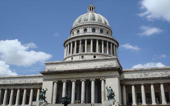 Capitolio Nacional La Habana