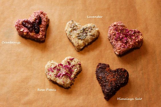 Lovely Heart Cookies