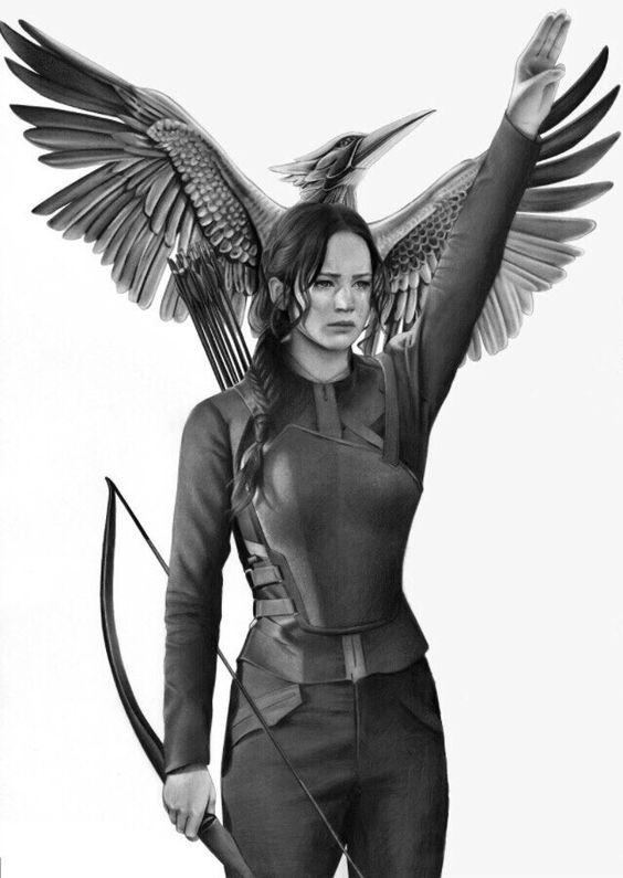 Hunger Games Fan Art: