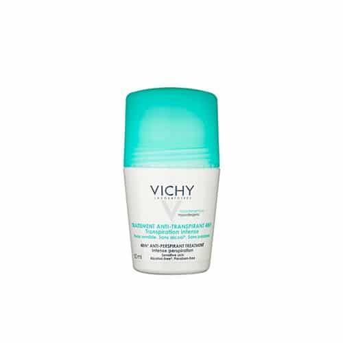 رول مزيل عرق فيشي المركز 48 ساعة Beauty Shampoo Shampoo Bottle