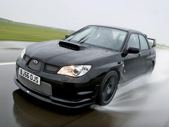 2007 Subaru Limited Edition Impreza WRX STI RB320 - Front Angle - 1280x960 Wallpaper