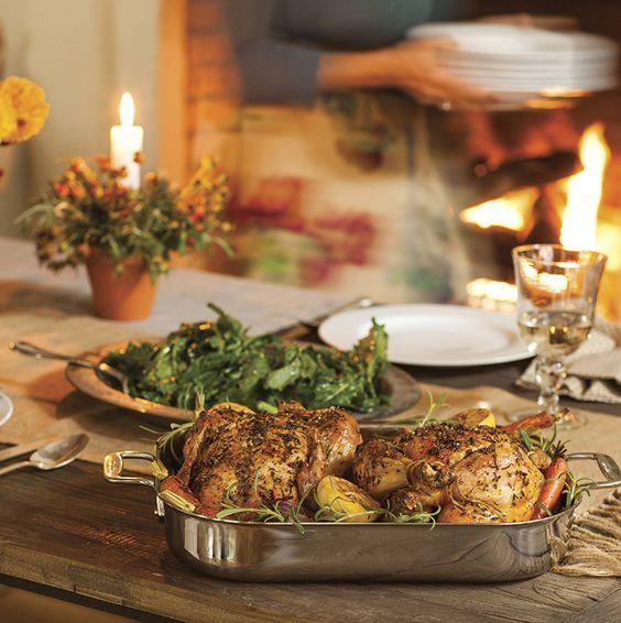Annette Joseph's Roast Chicken recipe