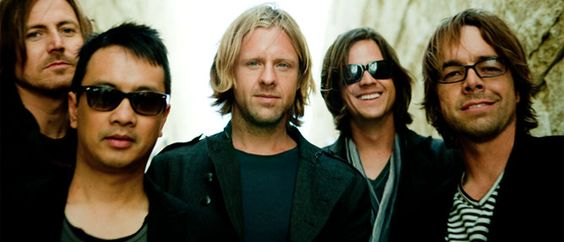 Switchfoot in concert July 14!
