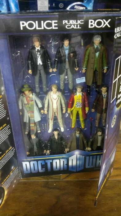 Doctors One Through Eleven laughinglimes: waaaaaaaaaaaaant!