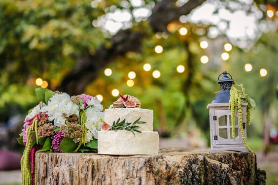 Outdoor wedding / Bo