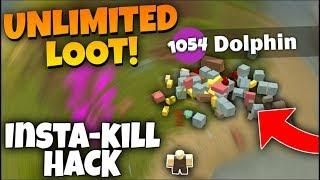 Roblox Booga Booga Insta Kill Hack Unlimited Magnetite Gold