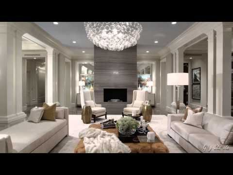 Most Beautiful Living Room Design Ideas Youtube Glamorous