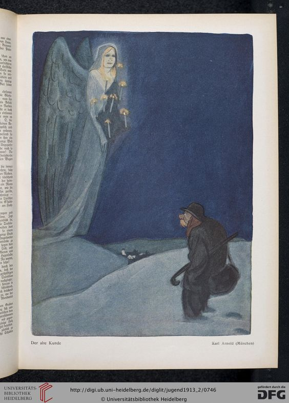 Jugend, German illustrated weekly magazine for art and life, Volume 18.2, 1913.
