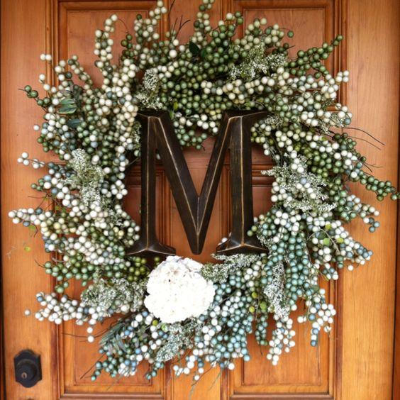 New Spring Wreath...