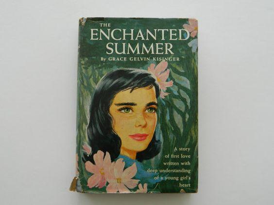 grace gelvin kisinger the enchanted summer - Google Search