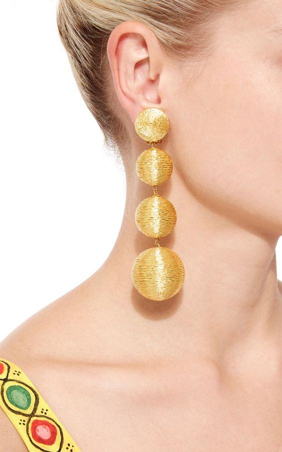 Les Bonbons Earrings By Rebecca De Ravenel Ux Ui