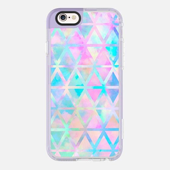Pastel aztec (full) - New Standard Case #pastel #phone #aztec #cute