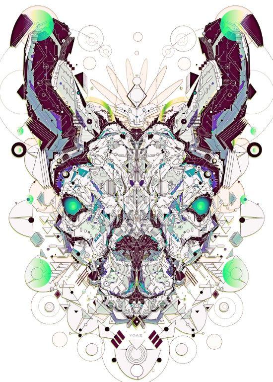 electro lam by Yoaz