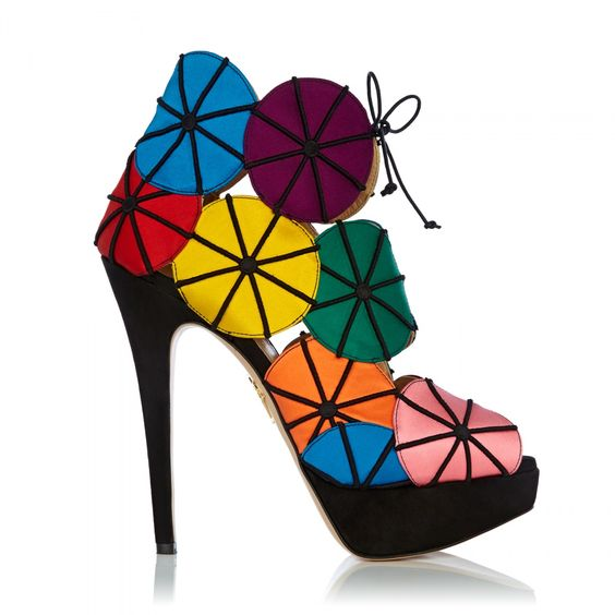 charlotte olympia parasols for my feet