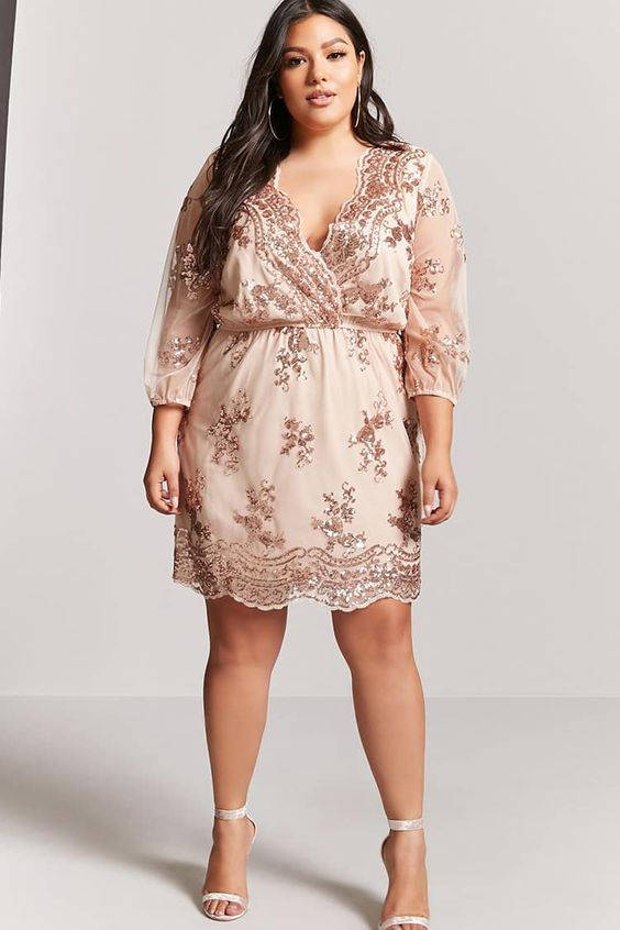37 Plus Size Dresses That Look Fantastic outfit fashion casualoutfit fashiontrends