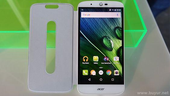 Acer Liquid Zest Plus Akıllı Telefon