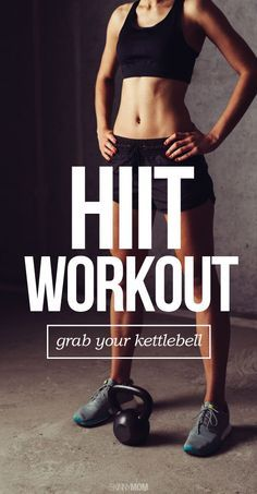 This HIIT kettlebell workout is insane!