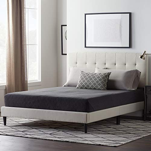 If You Like A Clean Contemporary Look In Your Bedroom Choose A Platform Bed Set Lower To The With Images