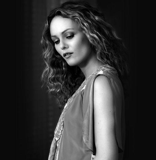 Vanessa Paradis by Claude Gassian