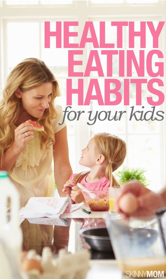 Healthy Eating Habits for Your Child