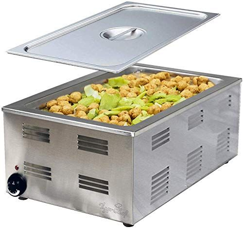 Amazing Offer On Tiger Chef Food Warmer Full Size Countertop