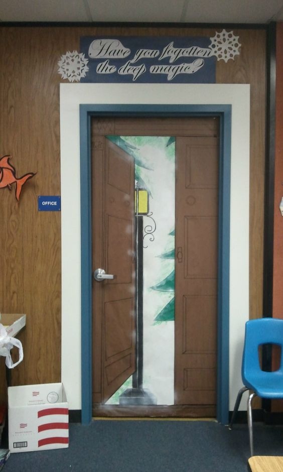 21 Diy Ideas For Decorating Your Classroom The Doors