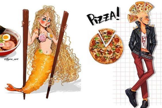 27 Gambar Kartun Sedang Makan Siang Meskipun Kekocakan Foto Itu Terlihat Sederhana Tetapi Gambar Tersebut Bisa Mengganti Mood Kal Gambar Kartun Kartun Gambar