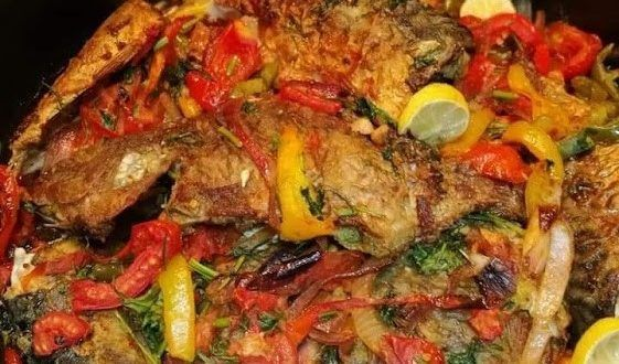 طريقة عمل صيادية السمك البلطى موقع طبخة Meals Food Fish Recipes