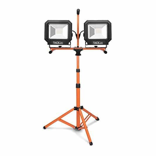 Tacklife 10000 Lumen Tripod Led Work Light Led Work Light Work Lights Flexible Led Light