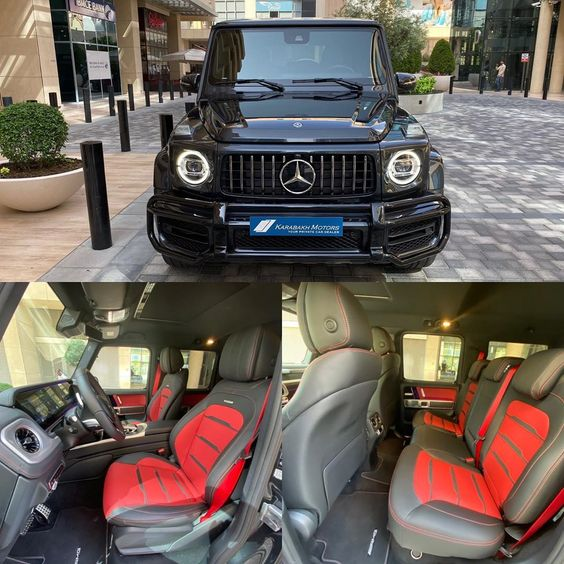 For Sale Mercedes Benz Model G500 With 63 Kit Model Year 2019