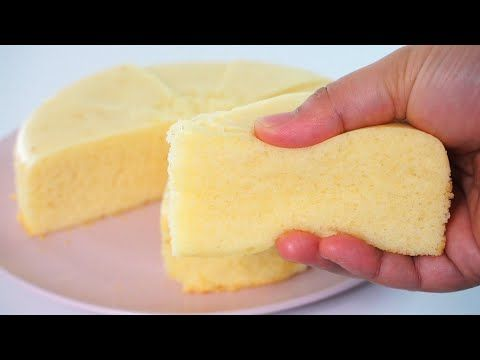 Steamed Condensed Milk Cake Soft And Fluffy No Mixer No Oven Youtube Thx4sharing Your Yummy Recipe Wit In 2020 Condensed Milk Cake Steam Cake Recipe Milk Cake