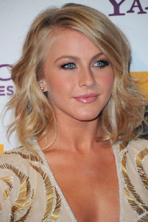 Pleasing Medium Length Blonde Hairstyles Medium Length Blonde And Medium Hairstyle Inspiration Daily Dogsangcom